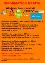 Ciberseguridad,hacker,diseño web,tiendas informatica,tienda informatica online