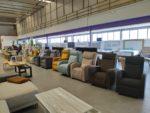 Gran exposición de muebles, colchones y sofás en kivole.com