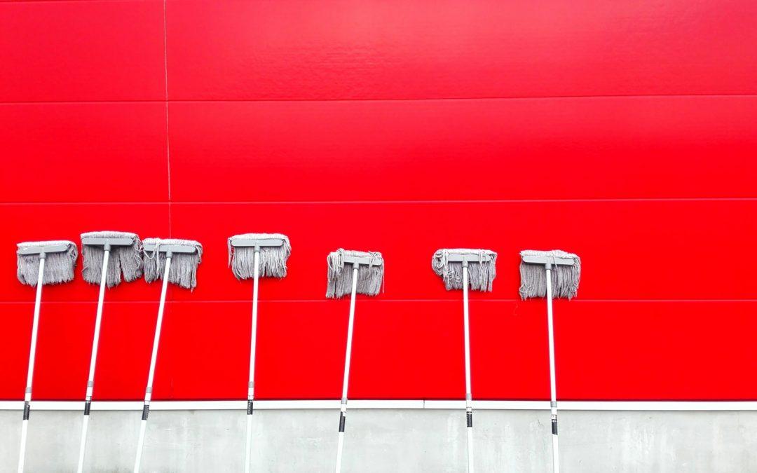 Empresas de limpieza de fin de obra