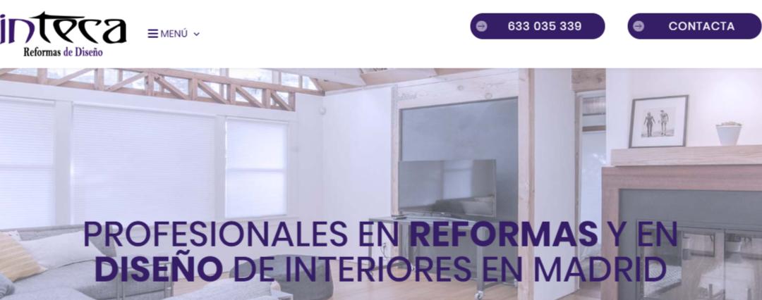 Reforma de Interiores Inteca