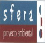 LOGO SFERA PROYECTO AMBIENTAL, S.L.