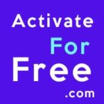 Activate For Free