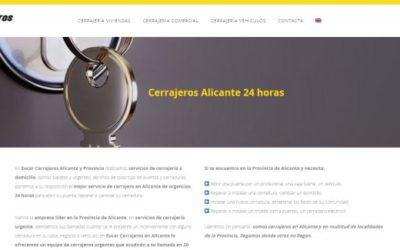 Eucar Cerrajeros. Cerrajeros en Alicante 24 horas