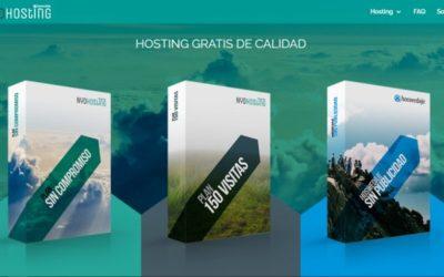 Nydhosting. Empresa de Hosting Gratis de Calidad